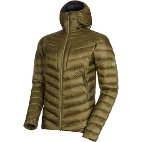 Mammut Broad Peak Chaqueta IN Hombre, iguana-phantom